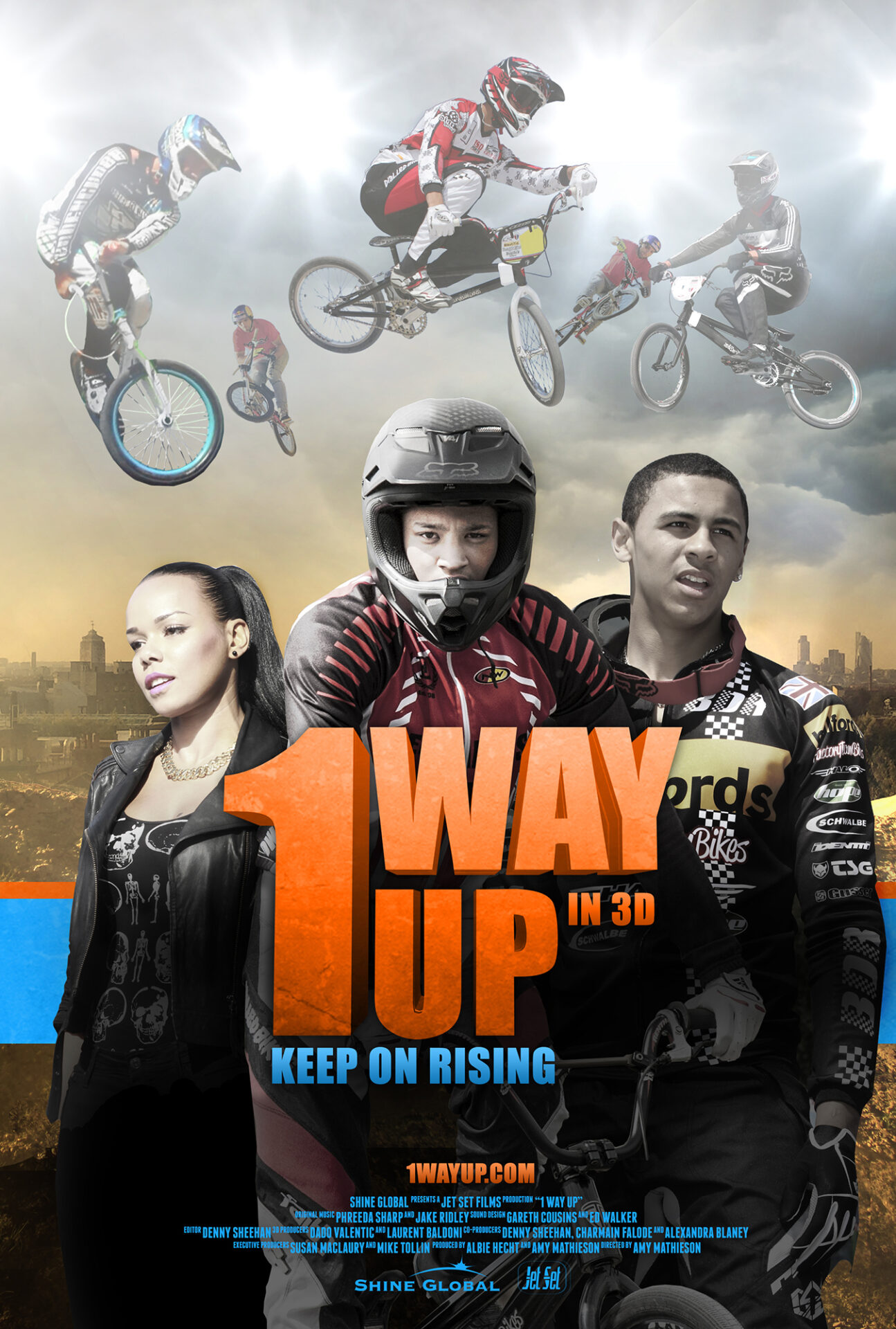 1 Way Up - Poster Image